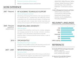 Sample Resume Objectives For Web Developer by Contoh Format Resume Free Resume Example And Writing Download