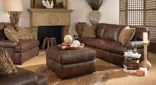 best rustic leather living room furniture gallery home design
