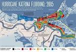 Hurricane Katrina flooding compared to a 500-year storm today ... nola.com