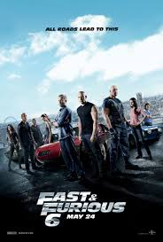 Fast and Furious 6 streaming