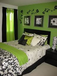Best  Lime Green Decor Ideas On Pinterest Green Party - Black bedroom designs