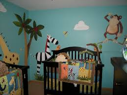 Baby Room Wall Murals by Nursery Murals And More U2013 Baby Nursery Wall Mural Ideas