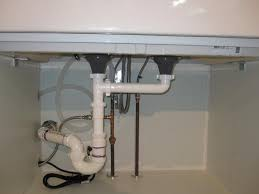 bathroom how to install plumbing for a bathroom sink 00001