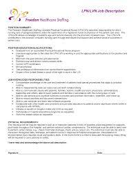 Sample Resume Objectives For Registered Nurse by Sample Resume New Graduate Lpn Nurse