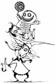 best 25 nightmare before christmas tattoo ideas only on pinterest