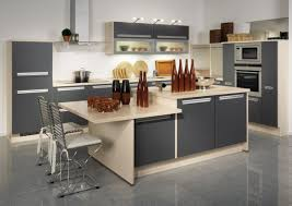 kitchen amazing grey modern nice l shape kitchen cabinet nice two