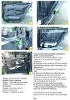 A6 pour accés serrure défaut lumière porte arrière dépose ...