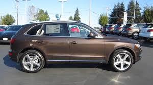 Audi Q5 Interior - audi q5 interior brown wallpaper 1280x720 3031