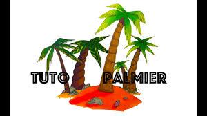 comment dessiner un palmier tuto youtube