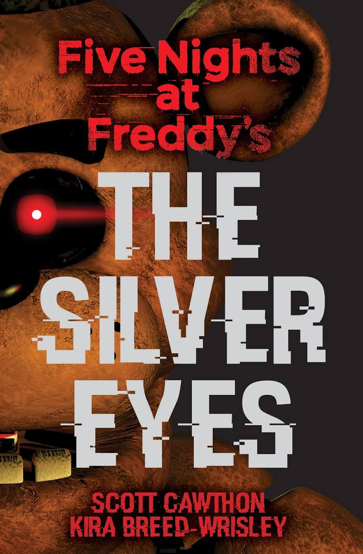 Image result for five nights at freddy's book