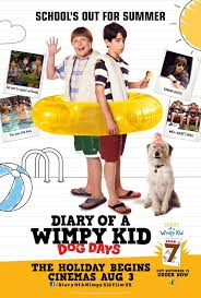 Diary of a Wimpy Kid Dog Days (2012)