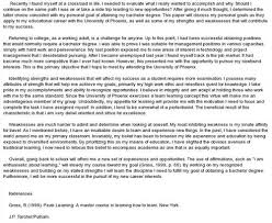 cover letter Example Of Critical Response Essay example of