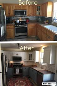 two toned cabinets valspar cabinet enamel from lowes u003d successful