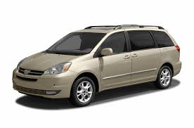 2004 toyota sienna new car test drive