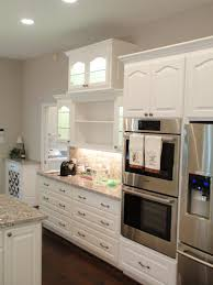 trifection rings in a classic country kitchen remodel in bellville