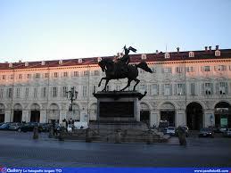 Il monumento a Emanuele Filiberto