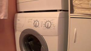 how to clean out a whirlpool front loading washer lint filter