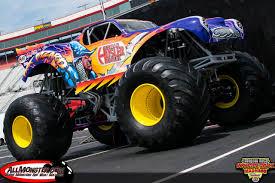monster jam trucks 2014 bristol tennessee thompson metal monster truck madness july