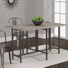 Contemporary Dining Room Table by Amazon Com Convertible Dining Table Wood Contemporary Expandable