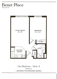 1 Bedroom Apt Designs One Bedroom House Plans With Photos Room Apartment Design Square
