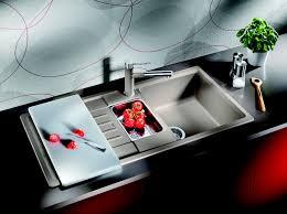 kitchen stainless blanco sinks design ideas for modern kitchen
