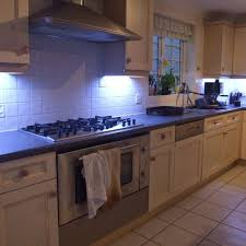 Lighting For A Kitchen by Best 25 Under Cupboard Led Lighting Ideas On Pinterest Under