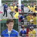 Image God Yoo Jae Suk Meets Soccer God Park Ji Sung on Running Man Picture