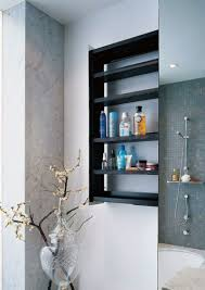 Bathroom Shelves Ideas by Best Bathroom Wall Shelving Idea To Adorn Your Room Homesfeed