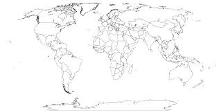 Blank Us Map Pdf by Blank World Map Printable Pdf Printable Maps