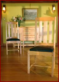 Craftsman Style Dining Room Furniture Voorhees Craftsman Mission Oak Furniture Greene And Greene Style