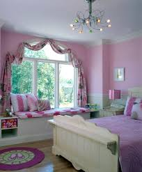 window treatment in little u0027s pink bedroom my dream job is