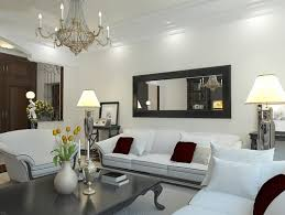 Why Use Mirrors Here Are The Benefits - Living room mirrors decoration