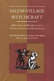 Paranoia  the Devil  and Witchcraft  Books on the Salem Witch     Goodreads