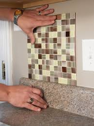 kitchen how to install a subway tile kitchen backsplash glass in