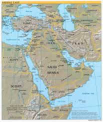 Map Of The Red Sea Middle East Maps Perry Castañeda Map Collection Ut Library Online