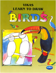 navneet vikas learn to draw birds english online in india buy at