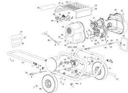 bostitch cap1645 of air compressor parts