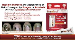 cosmetic treatment for fungal nails help your toes appear