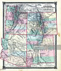 County Map Of Colorado Map Of New Mexico And Colorado You Can See A Map Of Many Places