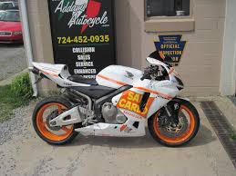 honda cbr 600cc for sale used inventory for sale addams auto cycle in harmony pennsylvania