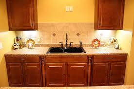 kitchen stunning prefabricated kitchen wood cabinet brown wooden