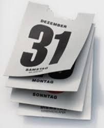 Calendario de Actividaes
