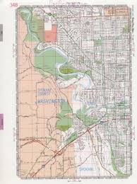Map Of Washington Cities by Spokane Map