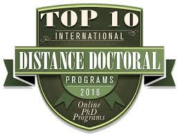 Top    International Distance Doctoral Programs