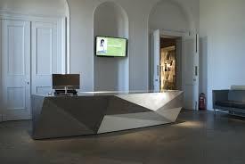 Contemporary Office Desk by Modern Office Furniture Reception Desk Home Design Ideas