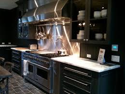 amusing dark wood floor kitchen ideas with modern open grey
