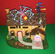 the simpsons halloween of horror the simpsons tree house of horror hawthorne villages coa new in