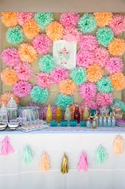 1st Birthday Decoration Ideas At Home 106 Best Rainbow Sherbet Inspiration Images On Pinterest