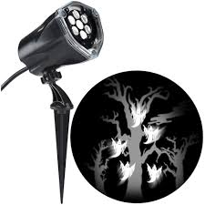 illuminated halloween decorations halloween projection u0026 spot lights outdoor halloween decorations