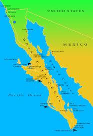 California Maps Baja California Map California Map